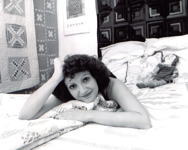 Eleni Vainas aged 34 in Seattle